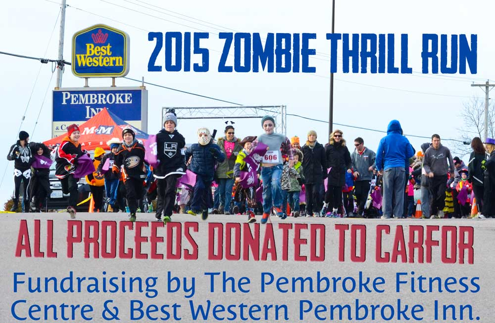 Fall 2015: What's Happening at The Pembroke Fitness Centre