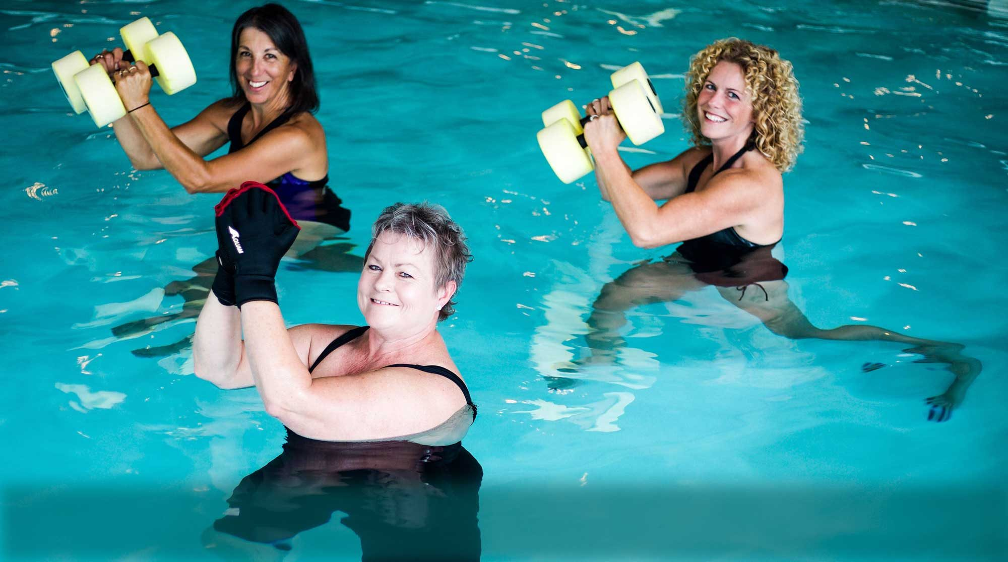 Join our AquaFit Program