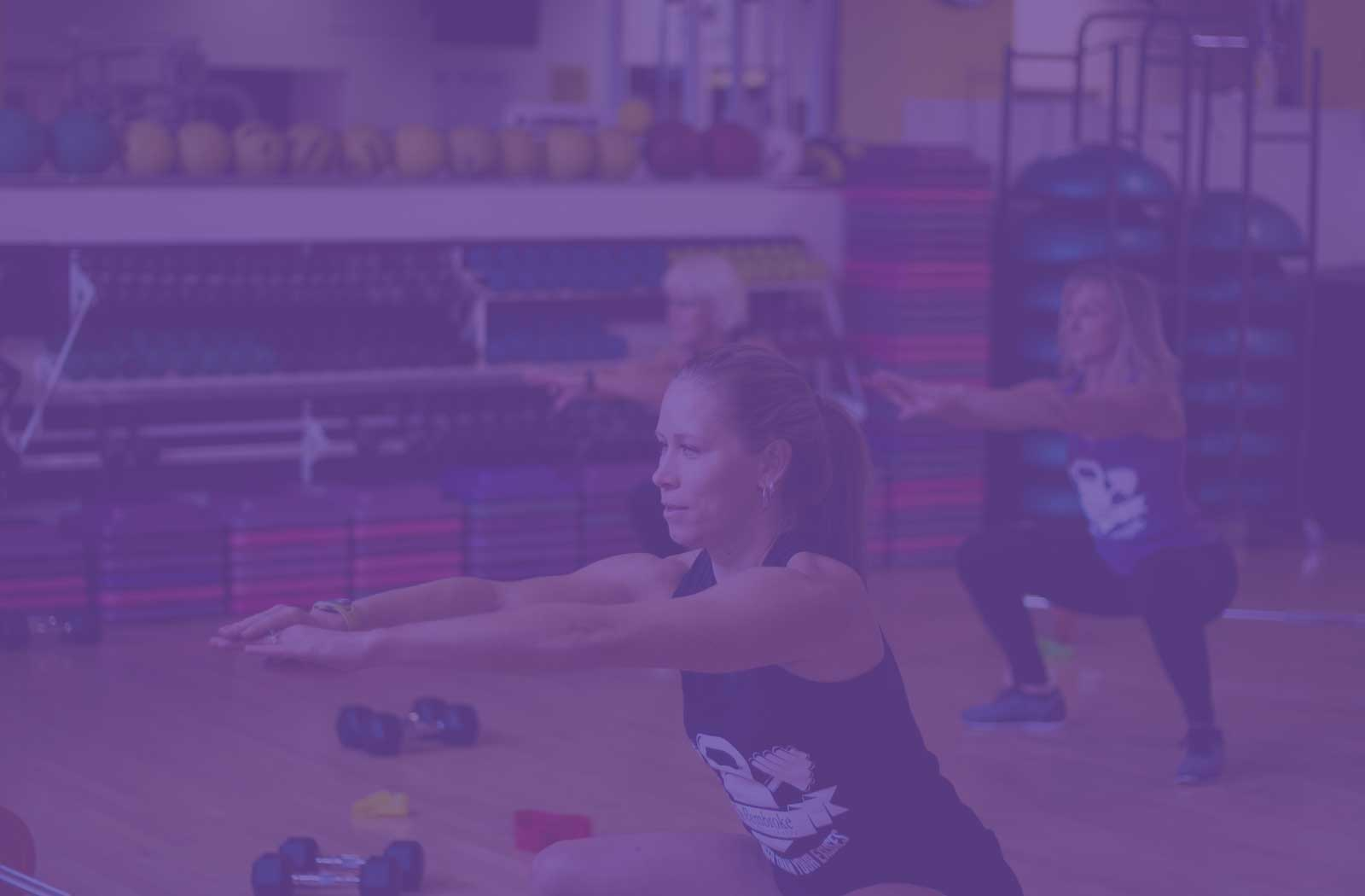 Regular Fitness Classes