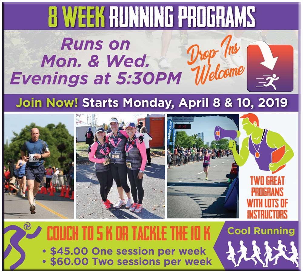 8 Week Running Program 2019