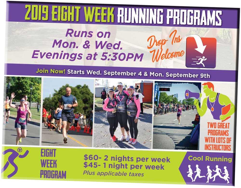2019 Running Program