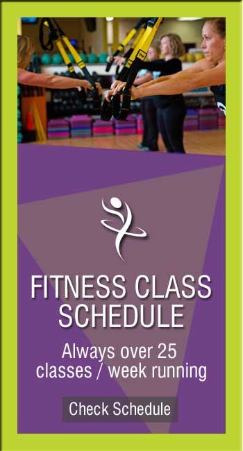 Regular Fitness Classes