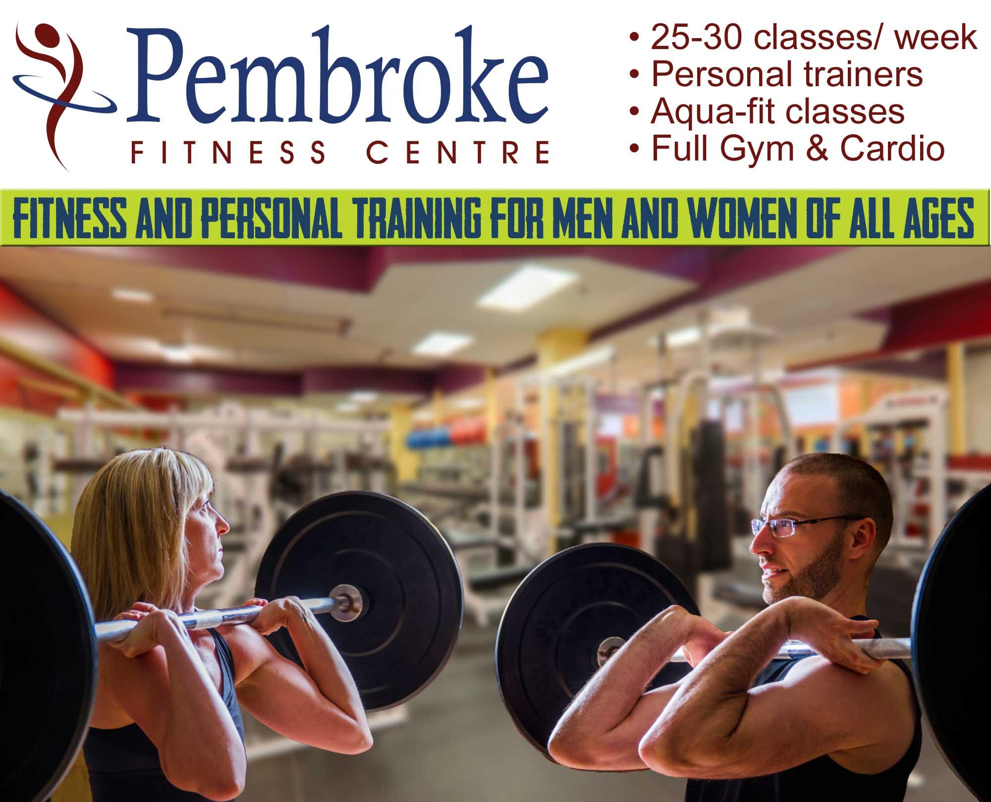 Fitness Programs for Men & Women