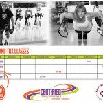 Spin & TRX Schedule