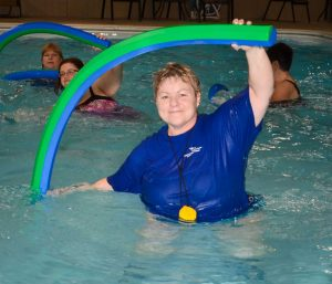 Debbie: AquaFit Instructor