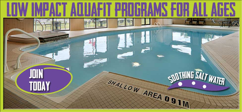 Salt Water AquaFit Exercises