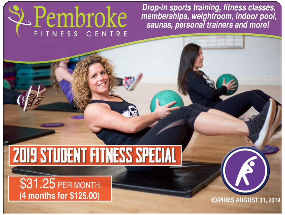 4-month-Student Fitness Special