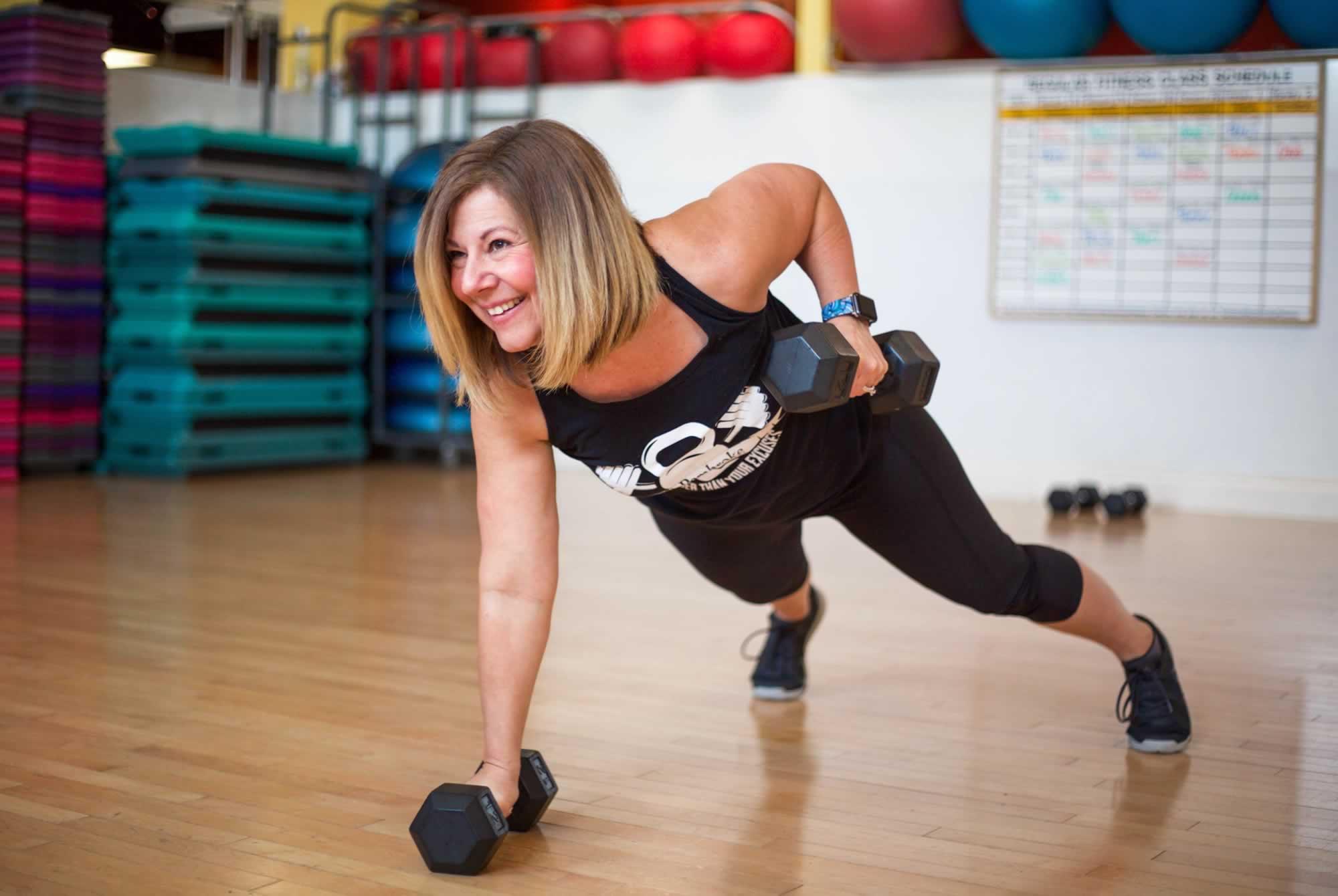 Floor Exercising
