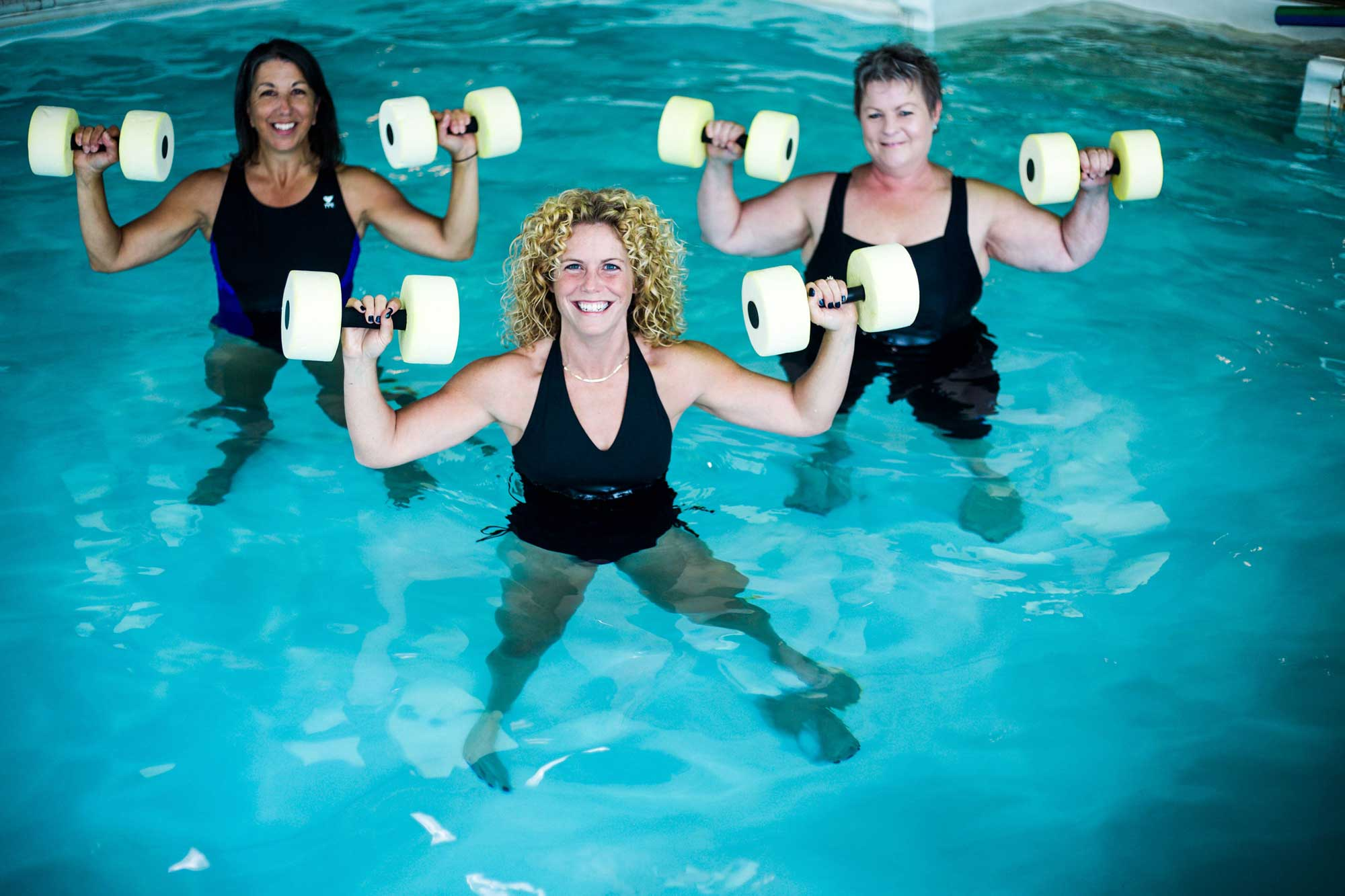 Aqua-fit Exercise
