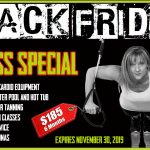 Black Friday Fitness Special