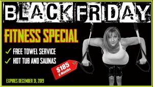 Black Friday Fitness Special