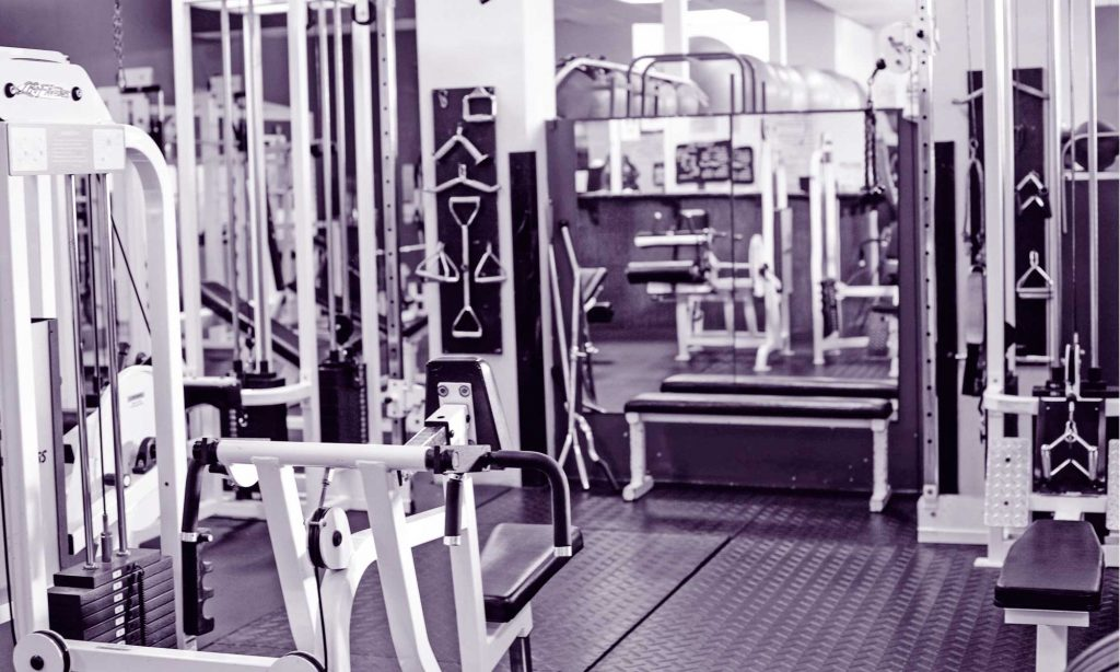 The Weight Room
