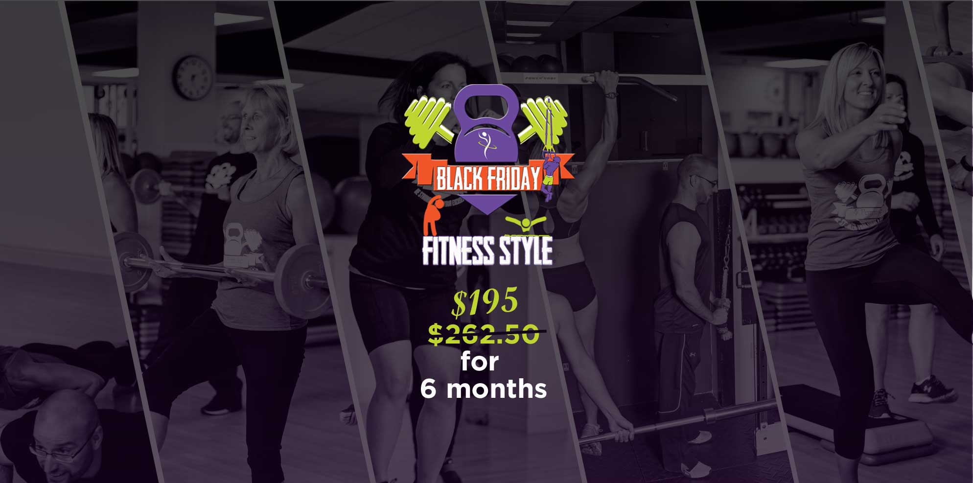 Black Friday Fitness Deal at Pembroke Fitness