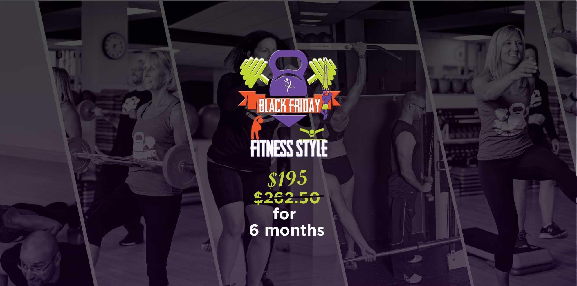 Black Friday Fitness Deal 2020