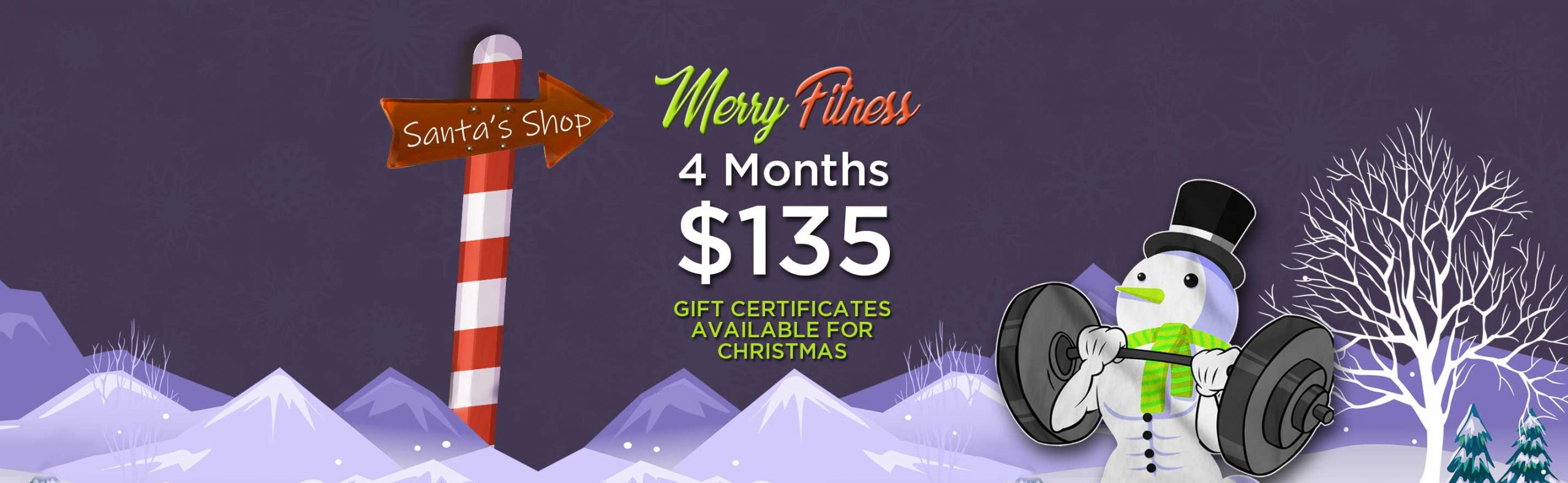 Merry Fitness Deal in Pembroke