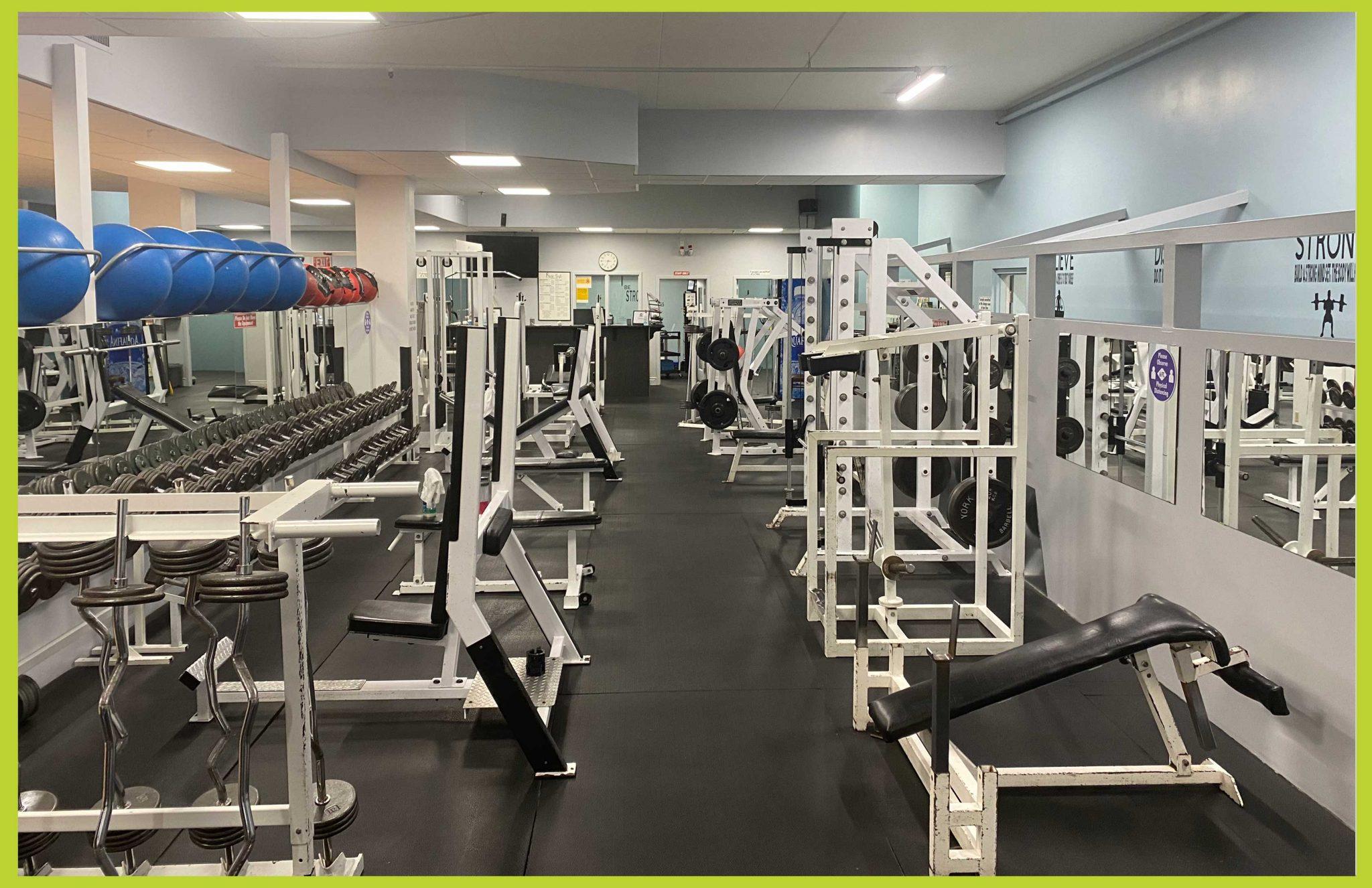 2021 Pembroke Fitness Centre Video