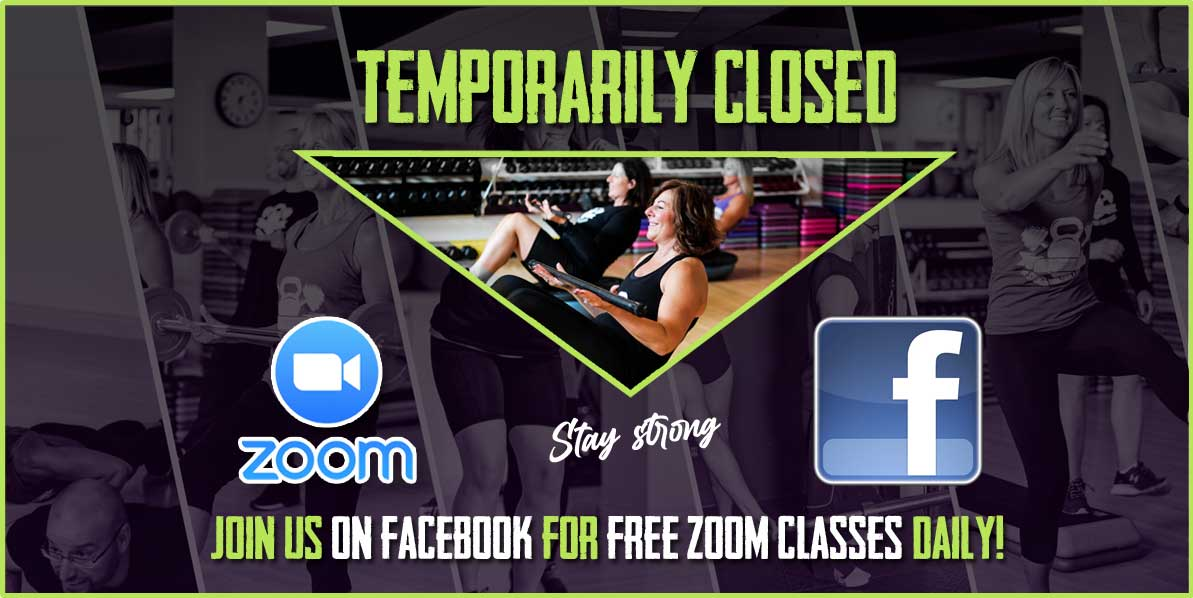 Zoom Fitness Classes on Facebook