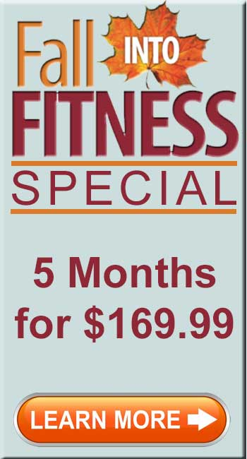 Fall Fitness Special